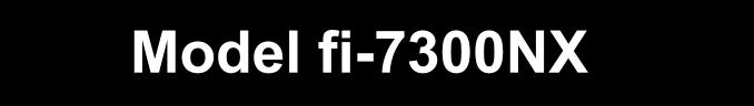 Alstor SDS przycisk do skanera fi-7300NX