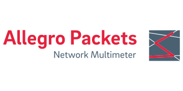 Allegro Packets logo Network Multimeter