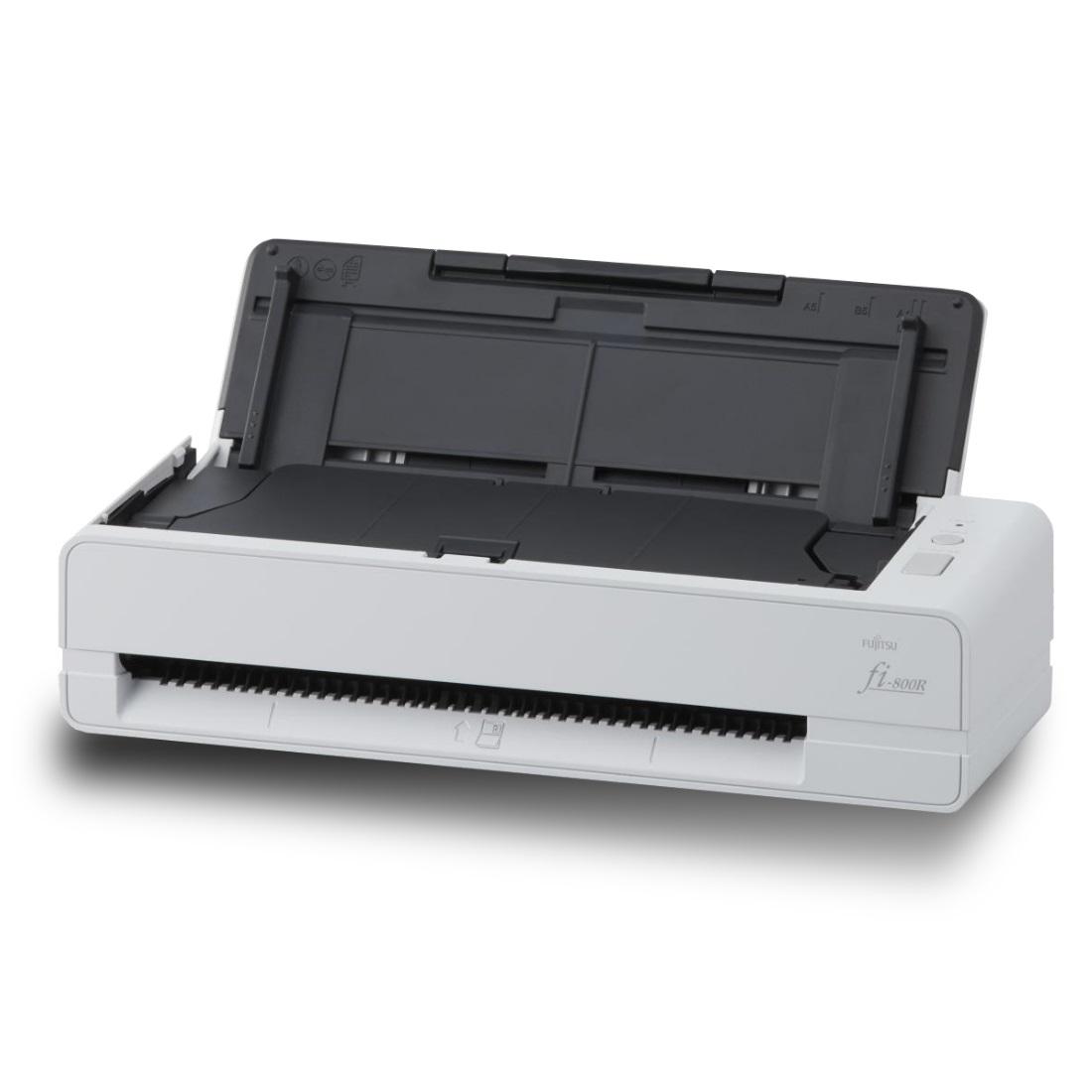 Alstor SDS Fujitsu fi-800R lewy profil otwarty ADF