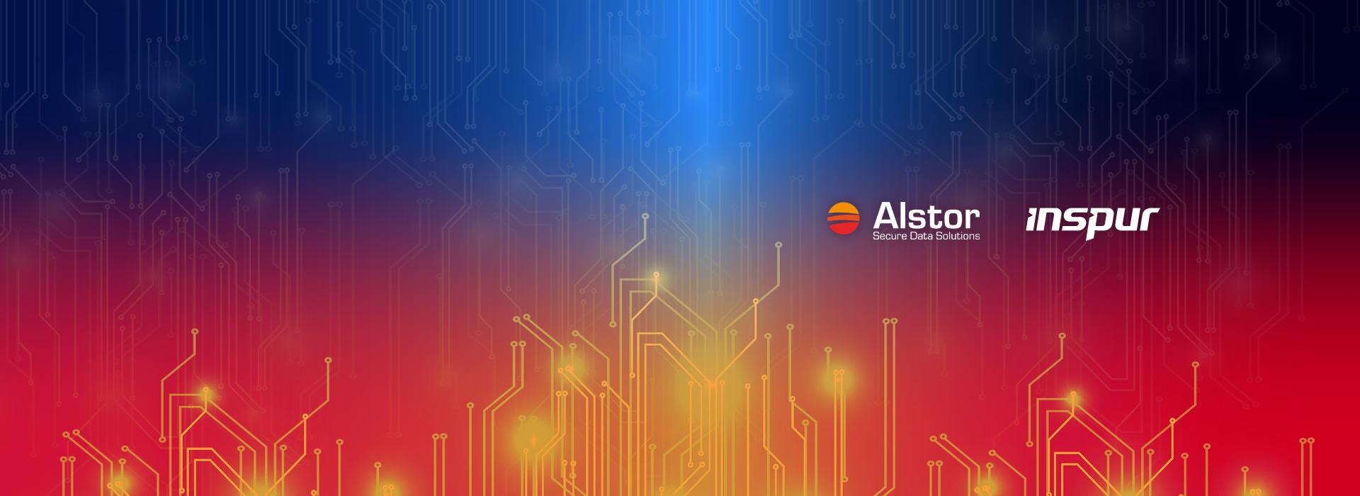 Alstor SDS Inspur Slajd