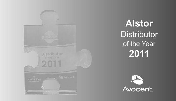 Nagroda Avocent dla Alstor