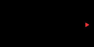 Alstor SDS logo COMMVAULT z czerwono-czarnym elementem graficznym