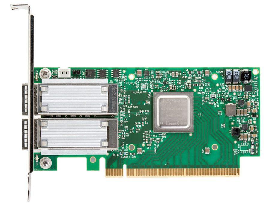 Alstor SDS Karta ConnectX®-6 2x200Gb/s firmy Mellanox