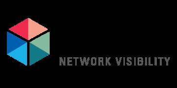 Alstor SDS kolorowe logo Cubro z napisem Network visibility