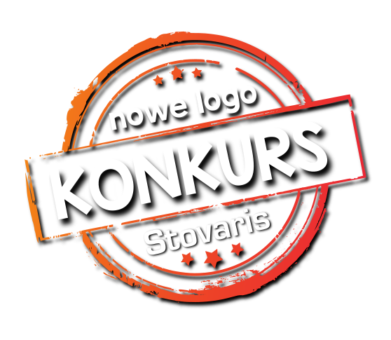 Czas na logo Stovaris - znak konkurs