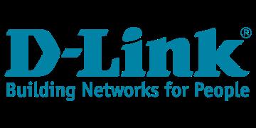 Zielony logotyp D-Link