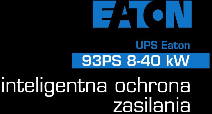 Eaton 93PS - inteligentna ochrona zasilania