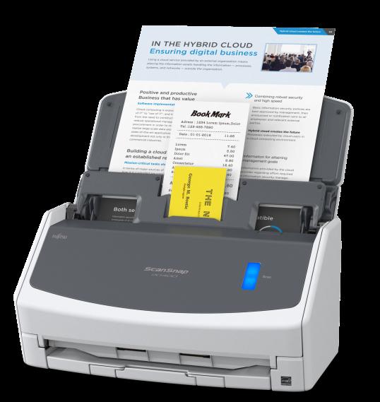 Fujitsu ScanSano iX1400 - skaner