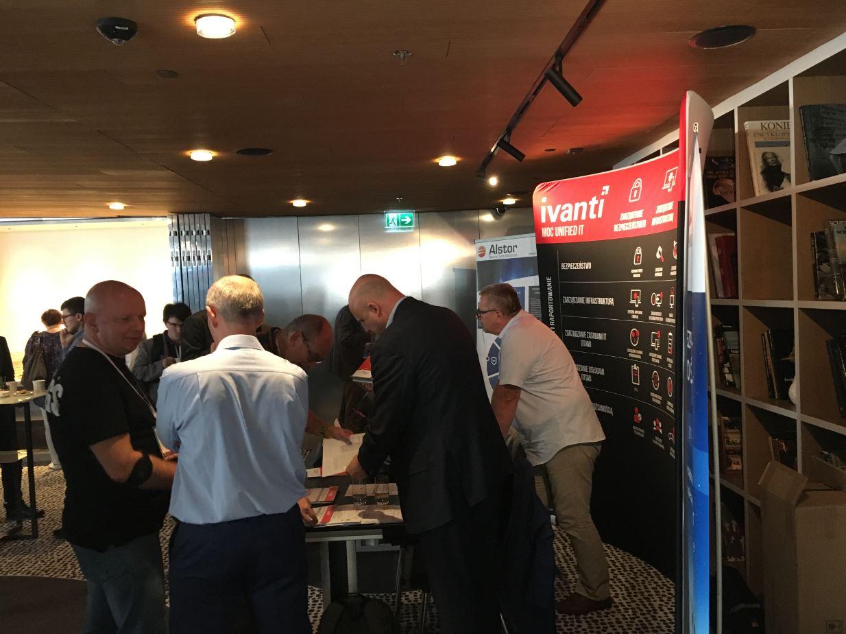 GigaCon 12.09.2019 Bezpieczeństwo i niezawodność systemów IT razem z Alstor SDS i Ivanti (15)