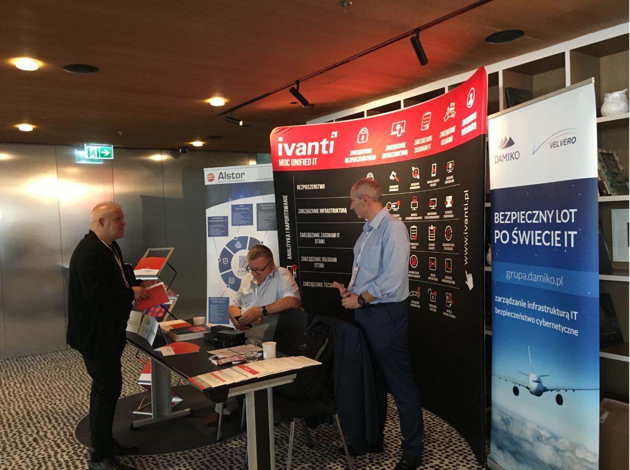 GigaCon 12.09.2019 Bezpieczeństwo i niezawodność systemów IT razem z Alstor SDS i Ivanti (16)