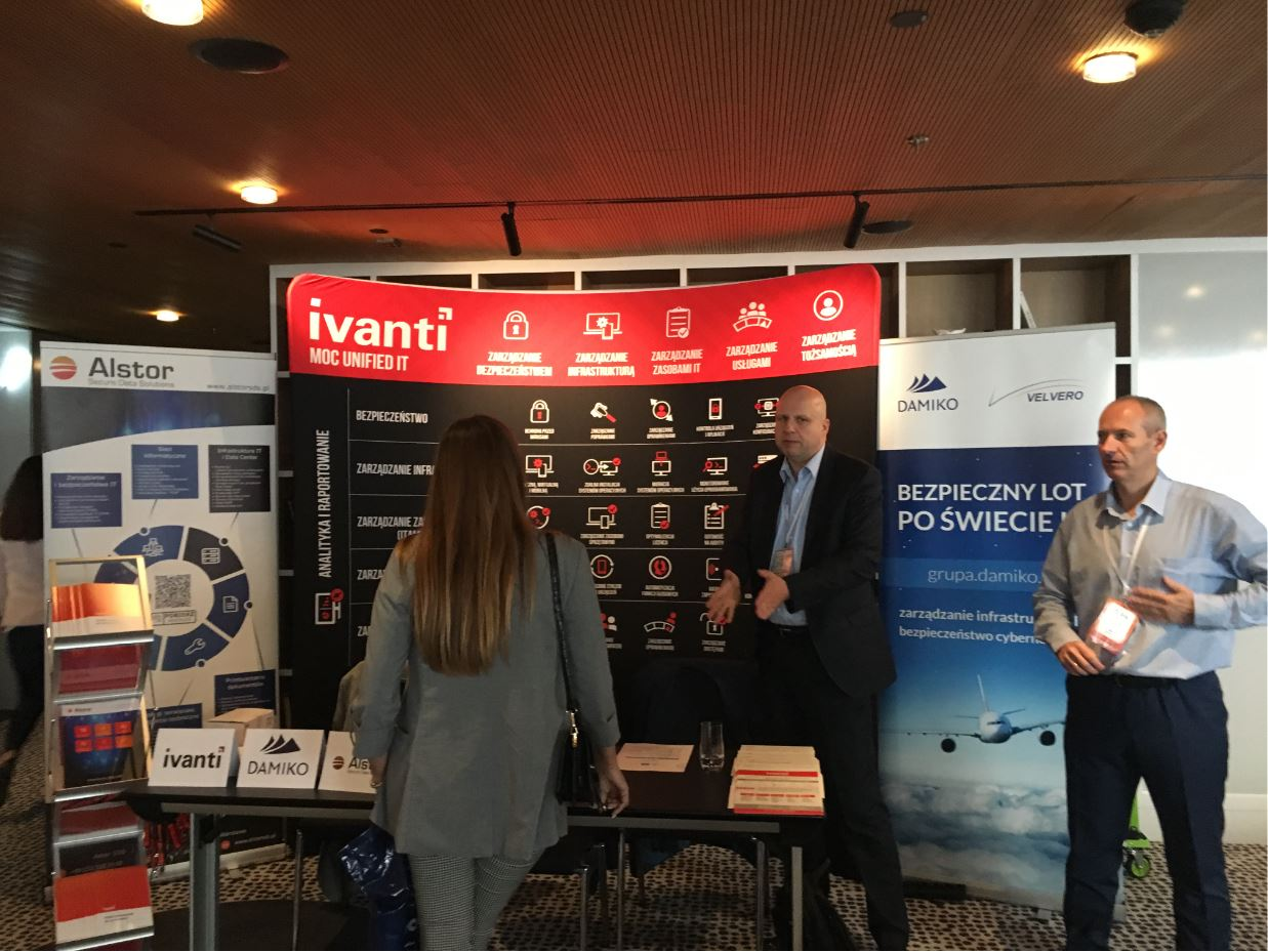 GigaCon 12.09.2019 Bezpieczeństwo i niezawodność systemów IT razem z Alstor SDS i Ivanti (5)