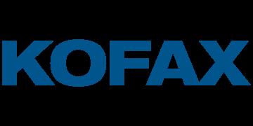 nowe niebieskie logo Kofax