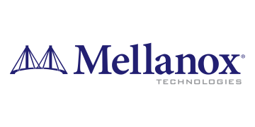 Logo firmy Mellanox