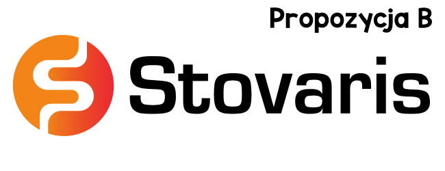 Logo Stovaris - propozycja B
