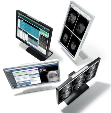 Monitory medyczne - BARCO