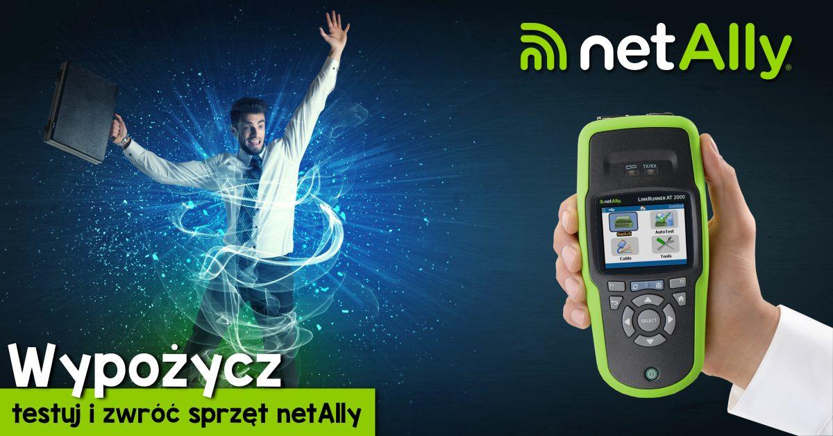 NetAlly QuickStart baner