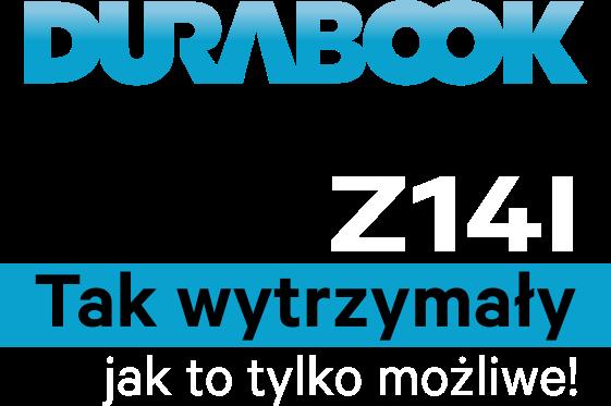 Nowy Durabook Z14I - mega wytrzymały