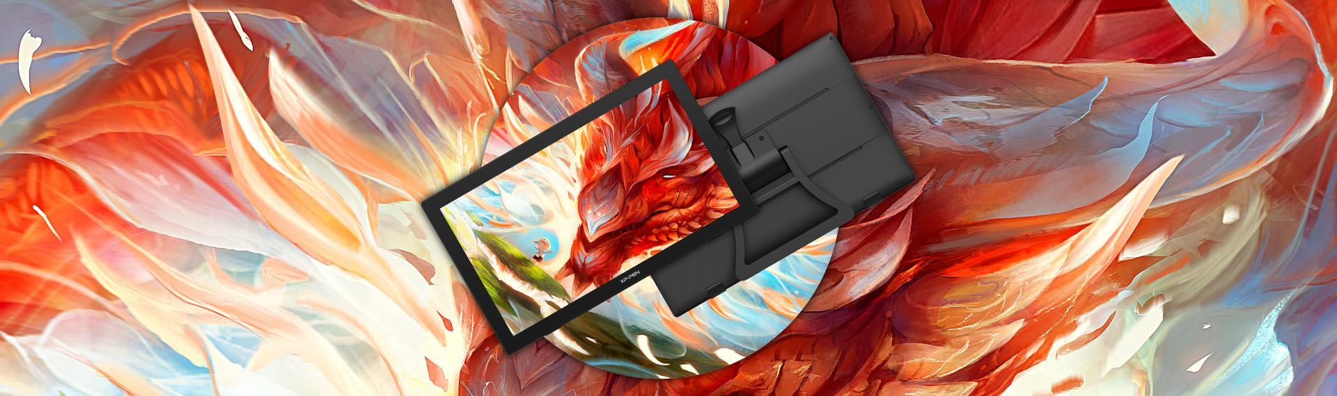 Poznaj nowy tablet XP-Pen Artist 24