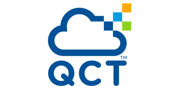 QCT - logotyp