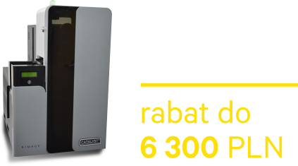 Rimage Catalyst z rabatem