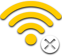 NETWORK WITHOUT SECRETS - 15.04.2021 - wifi icon