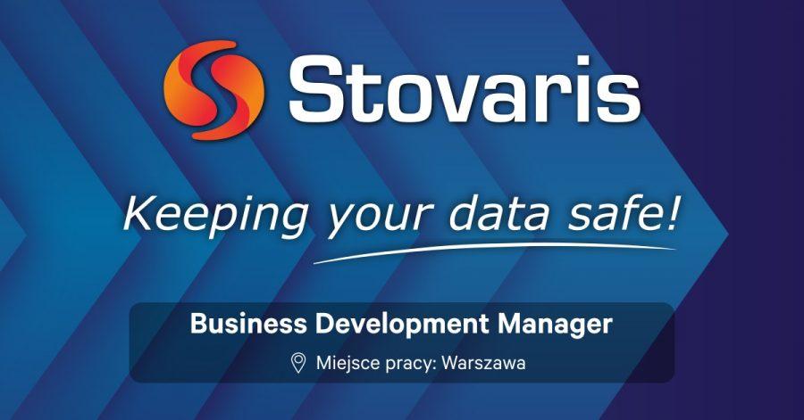 Stovaris - szukamy Business Development Manager oferta