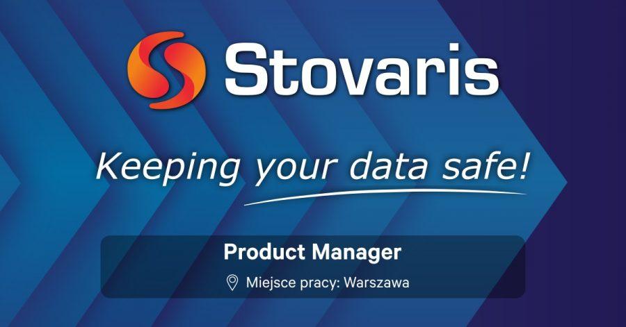 Stovaris - szukamy Product Managera oferta