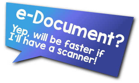 Fujitsu webinar 29.09.2021 - eDocument - it would be faster if I had a scanner