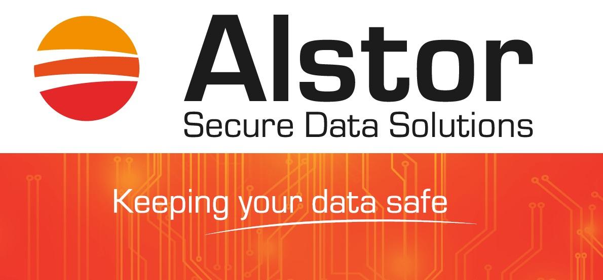 Alstor SDS Duże logo