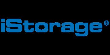 iStorage logo Alstor SDS