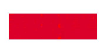 Alstor SDS logo Abbyy wielkimi czerwonymi literami